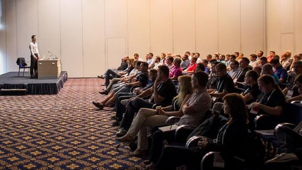 Lecture at NT Conference, Slovenia